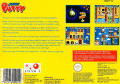 Putty SNES Back Cover