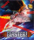 Blaster! DOS Front Cover