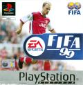 FIFA 99 PlayStation Front Cover