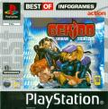 Gekido PlayStation Front Cover