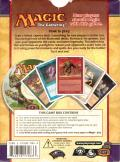 Magic: The Gathering - Starter Windows Back Cover