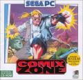 Comix Zone Windows Other Jewel Case  - Front