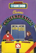 Classic Concentration DOS Front Cover