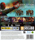 Brink PlayStation 3 Back Cover