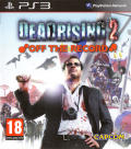 Dead Rising 2: Off the Record PlayStation 3 Front Cover