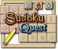 Sudoku Quest Windows Front Cover Big Fish Games release