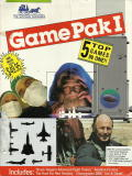 Game Pak I DOS Front Cover