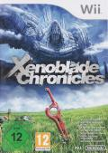 Xenoblade Chronicles Wii Other Keep Case - Front