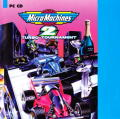 Micro Machines 2: Turbo Tournament DOS Other Jewel Case - Front