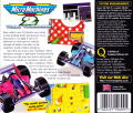 Micro Machines 2: Turbo Tournament DOS Other Jewel Case - Back