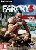 Far Cry 3 (The Lost Expeditions Edition) Windows Front Cover