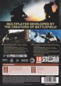 Medal of Honor Windows Back Cover