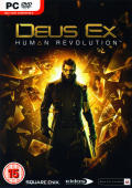 Deus Ex: Human Revolution Windows Front Cover
