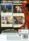 From Russia with Love PlayStation 2 Back Cover