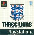 Alexi Lalas International Soccer PlayStation Front Cover