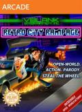 Retro City Rampage Xbox 360 Front Cover