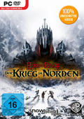 The Lord of the Rings: War in the North Windows Front Cover