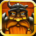 Dwarf Quest iPad Front Cover