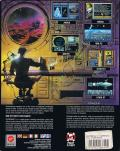 Overlord Commodore 64 Back Cover
