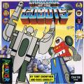 Challenge of the Gobots Commodore 64 Front Cover