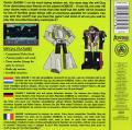 Challenge of the Gobots Commodore 64 Back Cover