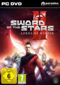 Sword of the Stars II: Lords of Winter Windows Front Cover