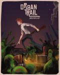 Organ Trail: Director's Cut Linux Front Cover