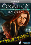 Cognition: An Erica Reed Thriller - Season Pass Macintosh Front Cover