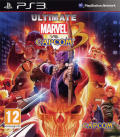 Ultimate Marvel vs. Capcom 3 PlayStation 3 Front Cover
