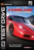 Test Drive: Ferrari Racing Legends Windows Front Cover