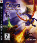 The Legend of Spyro: Dawn of the Dragon PlayStation 3 Front Cover