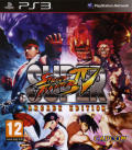 Super Street Fighter IV: Arcade Edition PlayStation 3 Front Cover