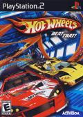 Hot Wheels: Beat That! PlayStation 2 Front Cover
