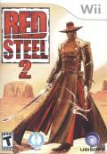 Red Steel 2 Wii Front Cover
