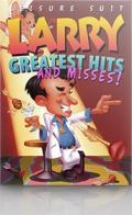 Leisure Suit Larry's Greatest Hits and Misses! Macintosh Front Cover