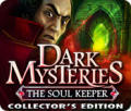 Dark Mysteries: The Soul Keeper (Collector's Edition) Windows Front Cover