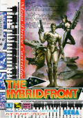 The Hybrid Front Genesis Front Cover