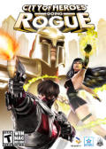 City of Heroes: Going Rogue Macintosh Front Cover