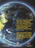Fate of the World: Tipping Point Macintosh Inside Cover Right