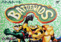 Battletoads NES Front Cover