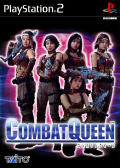 Combat Queen PlayStation 2 Front Cover