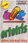 Ortotris Commodore 64 Front Cover
