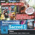 Sacred 2: Fallen Angel Windows Front Cover Disc 2