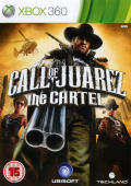 Call of Juarez: The Cartel  Xbox 360 Front Cover