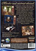Mystery Chronicles: Murder Among Friends Windows Back Cover