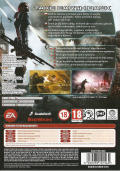 Mass Effect 3 Windows Inside Cover Alternative Back