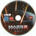 Mass Effect 3 Windows Media DVD 2/2