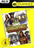 Die Sims: Mittelalter + Piraten und Edelleute Windows Front Cover