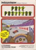 Pole Position Intellivision Front Cover