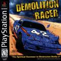 Demolition Racer PlayStation Front Cover